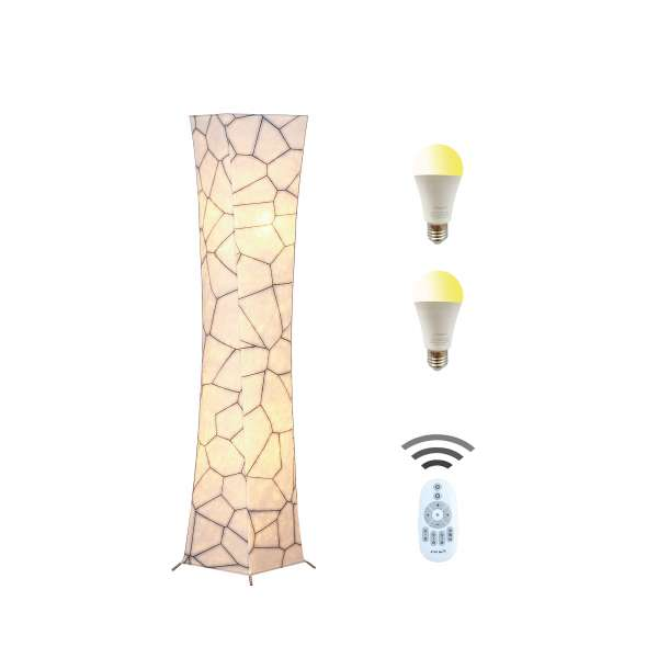 Chiphy big marble dimmable lamp with remote