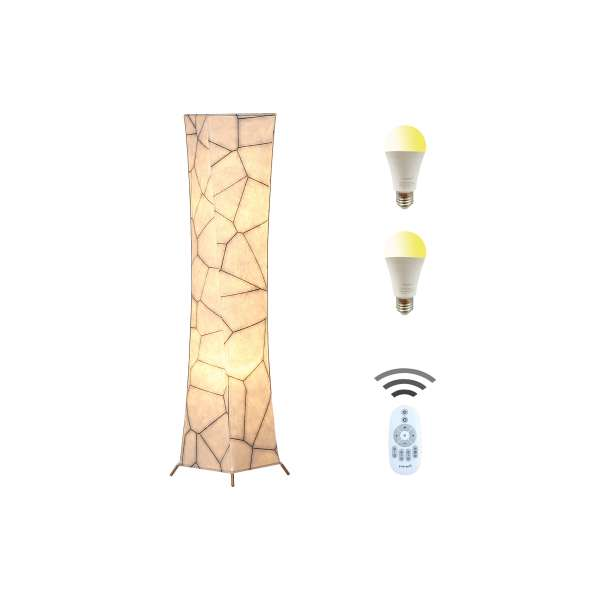 Chiphy extra small dimmable lamp with remote
