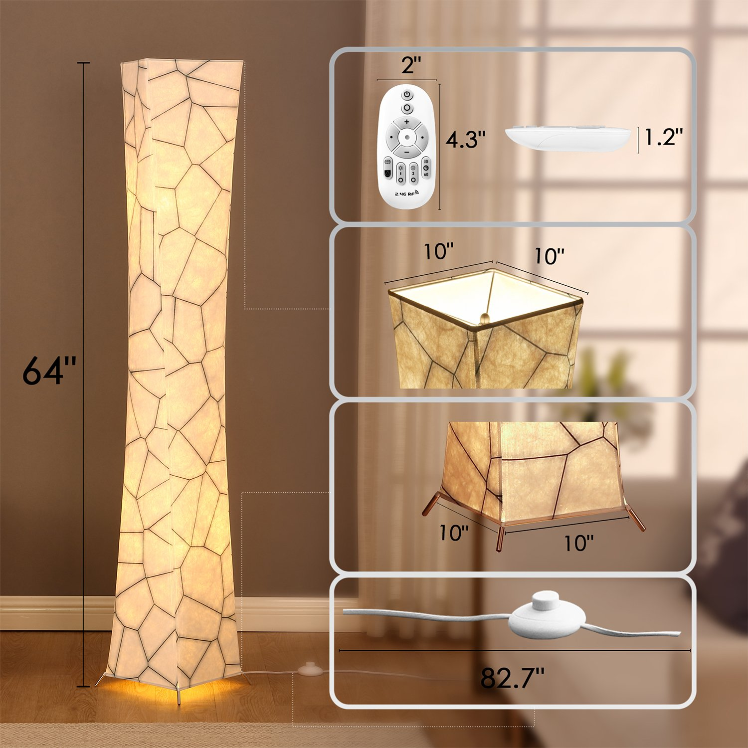 extra tall table lamps