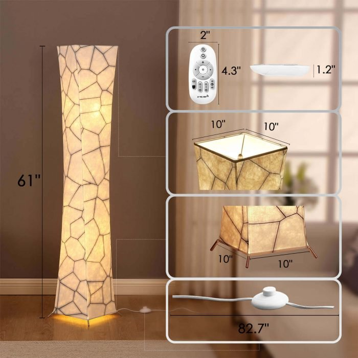 tall bedside lamp