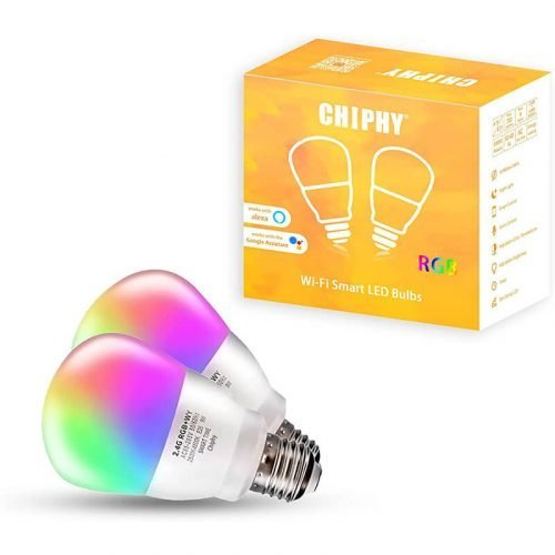 LED RGB WIFI Smart Alexa Light Bulb